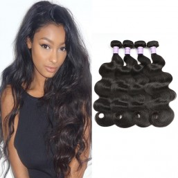 Body Wave Weave Hairstyles