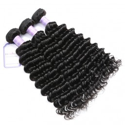 deep wave virgin hair