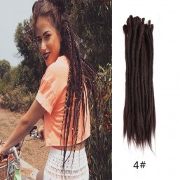 Synthetic Dreadlocks extensions 4