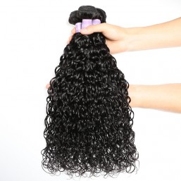 Natural Wave Human Hair Bundles