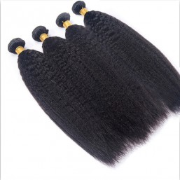 kinky straight hair extension