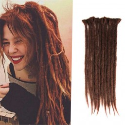 33 color Synthetic Dreadlocks