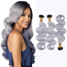 Indian Body Wave Ombre Hair Bundles