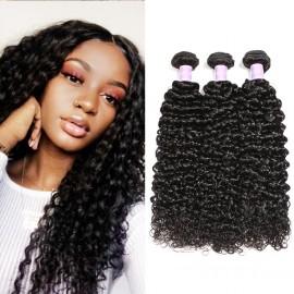 3pcs/pack Virgin Curly Wave Hair