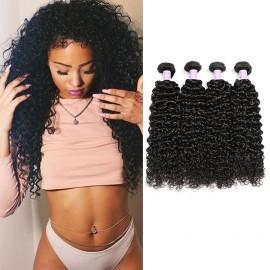 DSoar Hair Brazilian Curly Virgin Hair