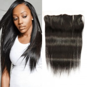 DSoar Hair Straight Hair Lace Frontal Hair Closure