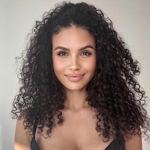 human hair extension