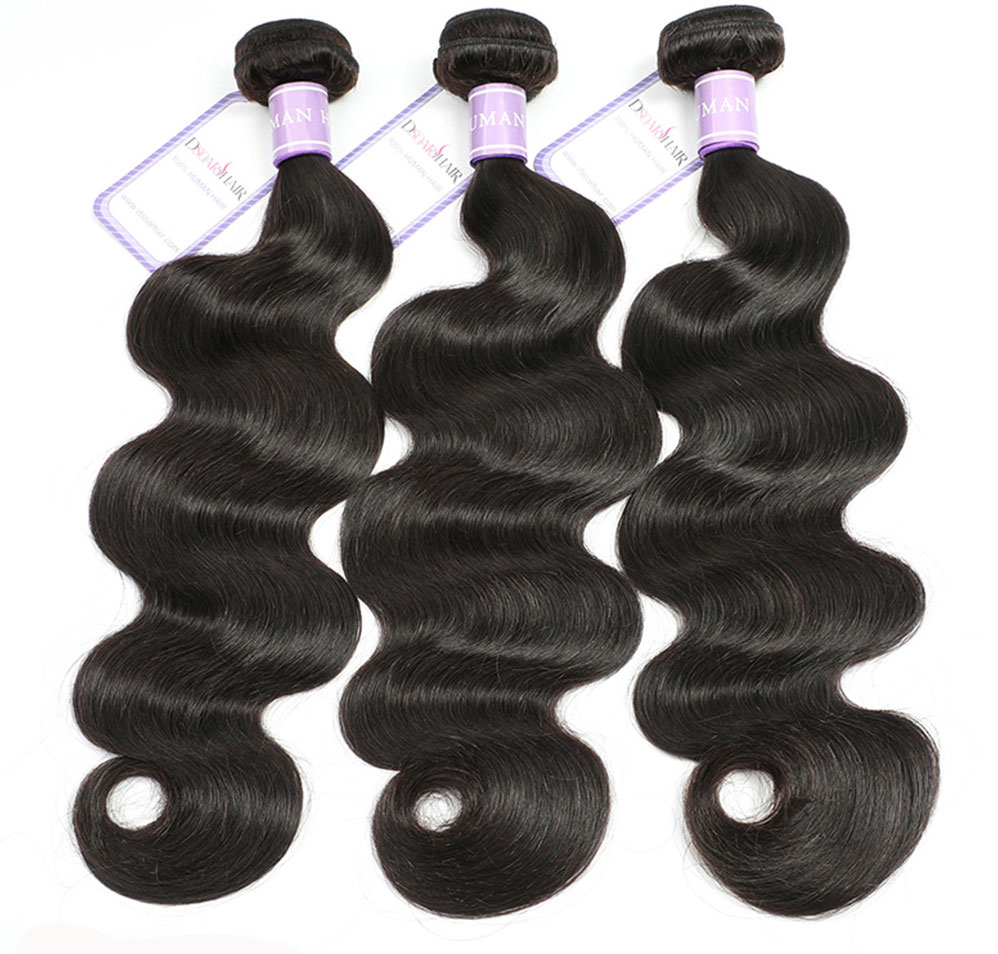 3 Bundles Brazilian Body Wave Hair