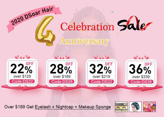 Anniversary Celebration Sale