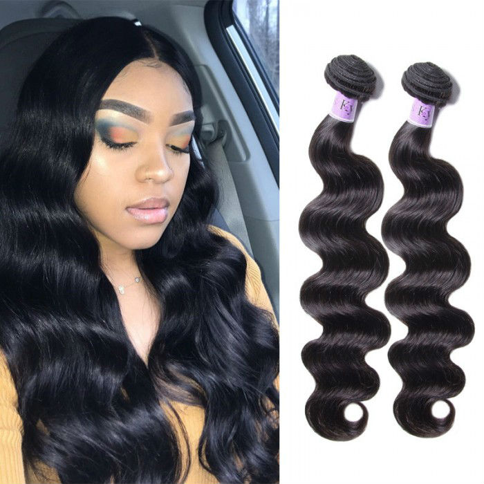 Body wave hairstyles