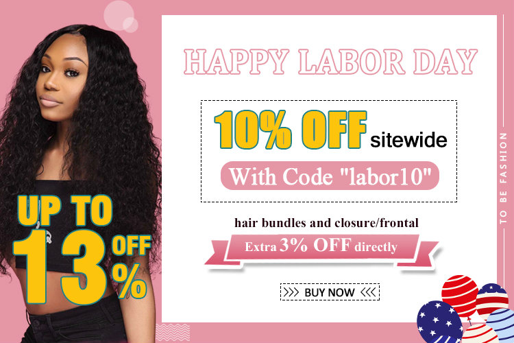 13% off discount