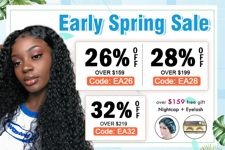 Dsoarhair Early Spring Sale