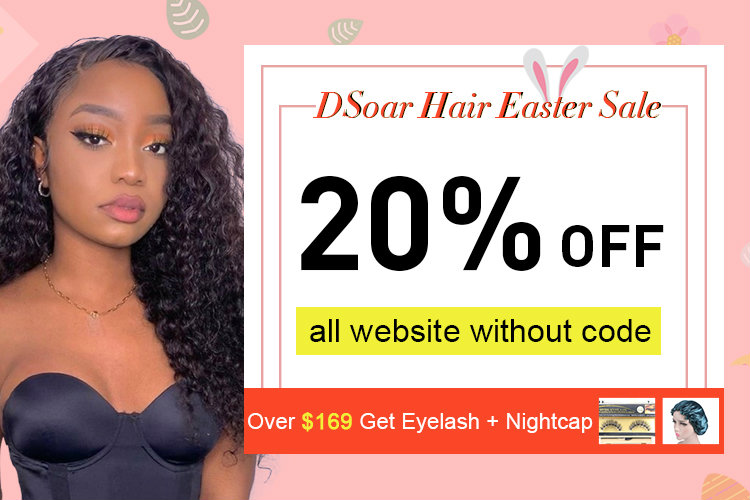 Dsoarhair Easter Sale