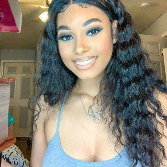 Dsoarhair brazilian lace frontal wig