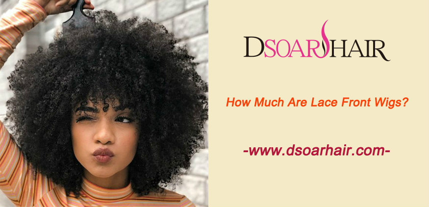 How much are lace front wigs