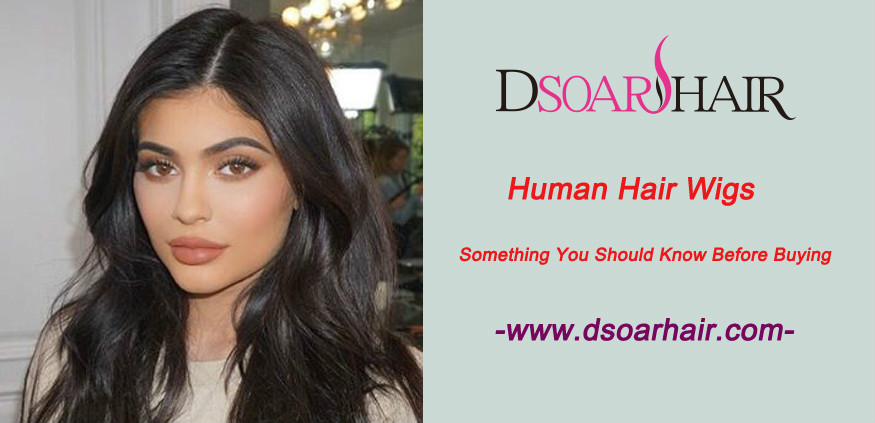 Human hair wigs-Something you should know before buying