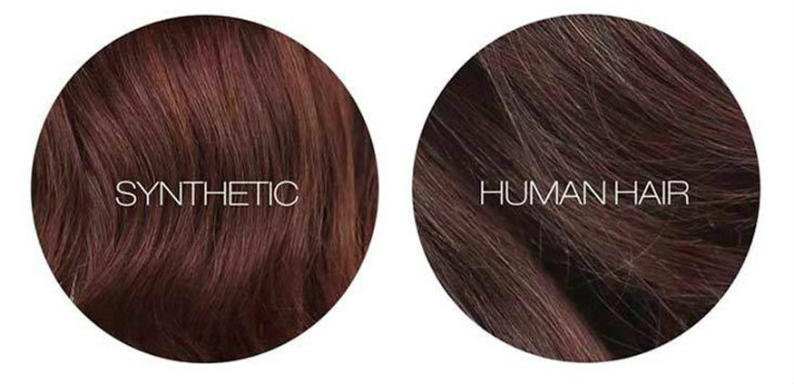 Human hair wigs VS synthetic wigs