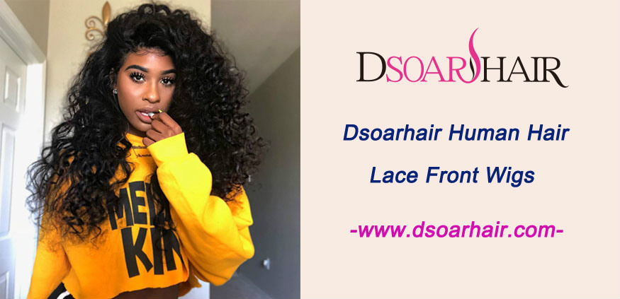 What do you know about Dsoarhair human hair lace front wigs