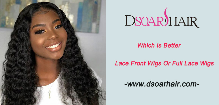 Which is better lace front wigs or full lace wigs