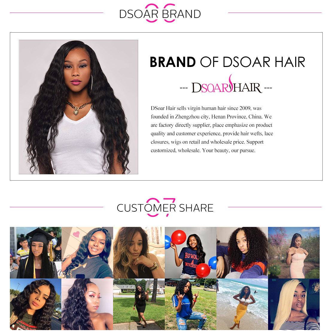 free part lace frontal