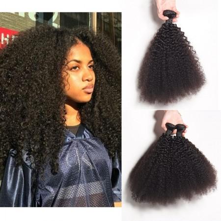 Brazilian Afro Kinky Curly Virgin Hair