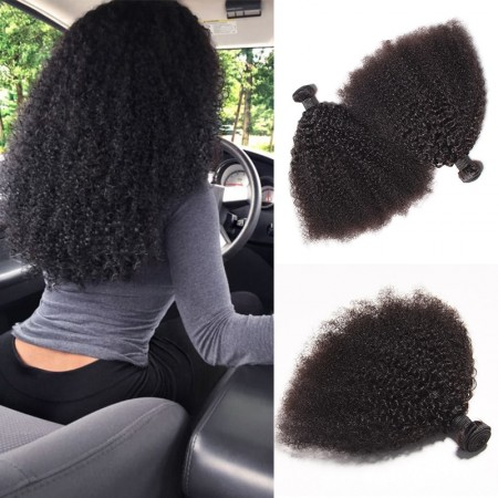 Afro Kinky Curly Hair 3 Bundles