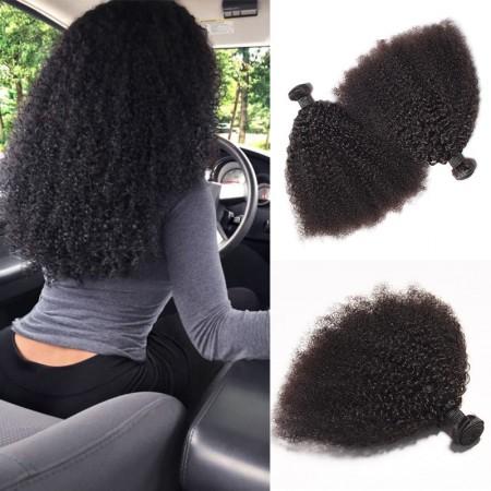 Afro Kinky Curly Hair 3 Bundles