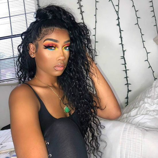 full lace wigs with baby hair