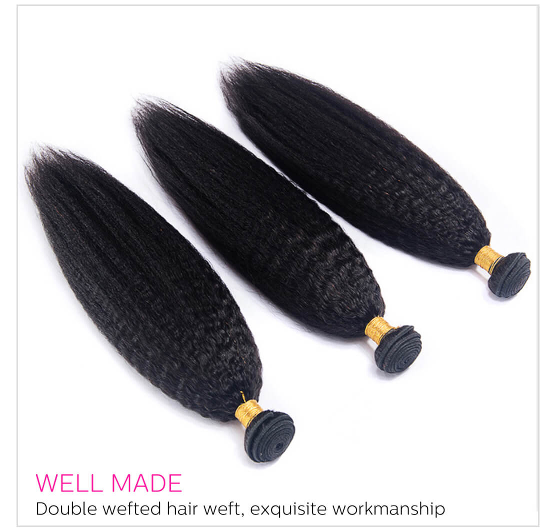 4Pcs/Lot Human Hair Weave
