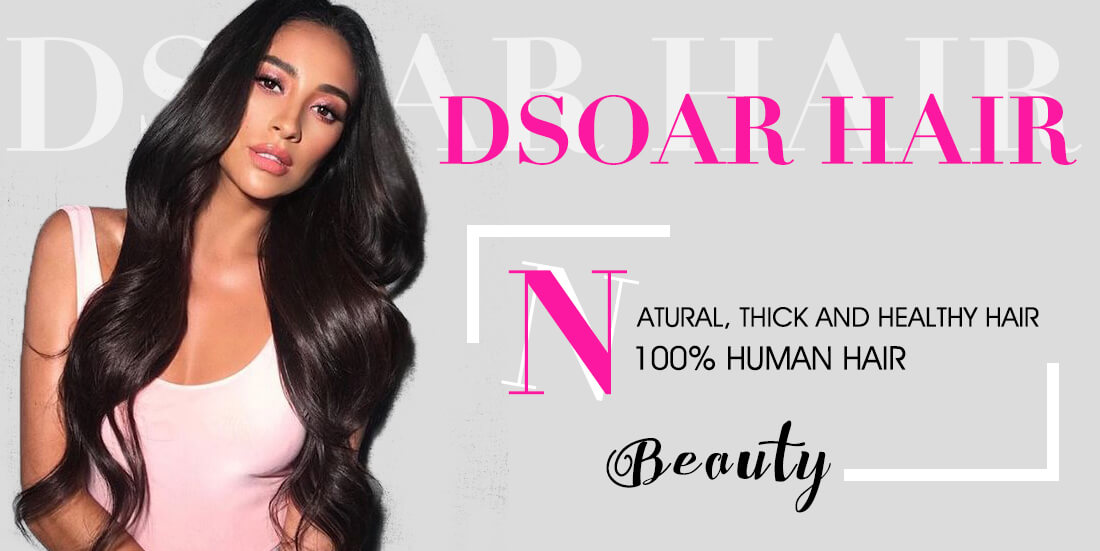 DSoar Hair Loose Wave Hair Extensions