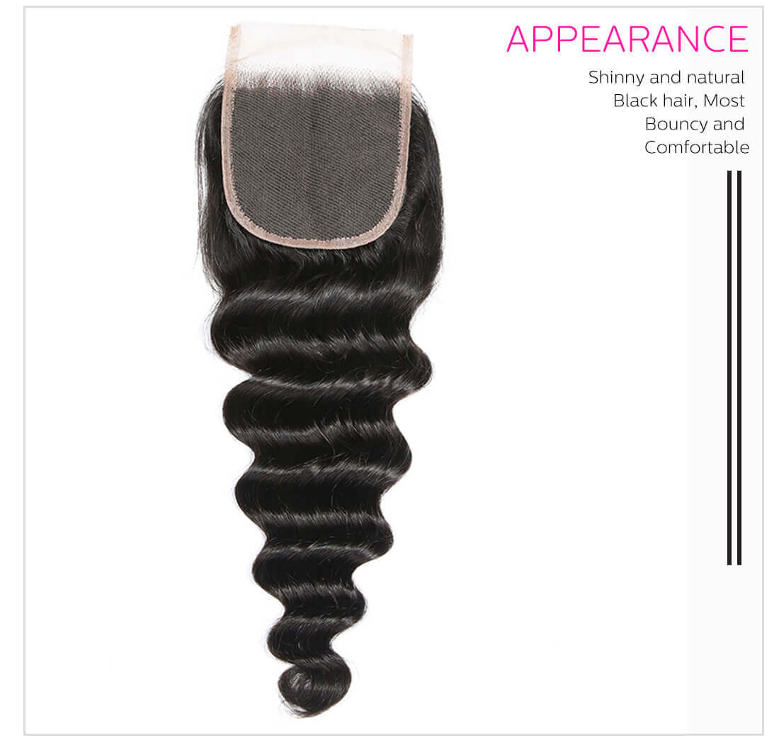 Loose Deep Virgin Hair Weave
