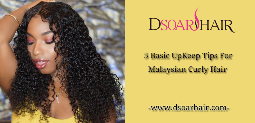 5 Basic Upkeep Tips For Malaysian Curly Hair