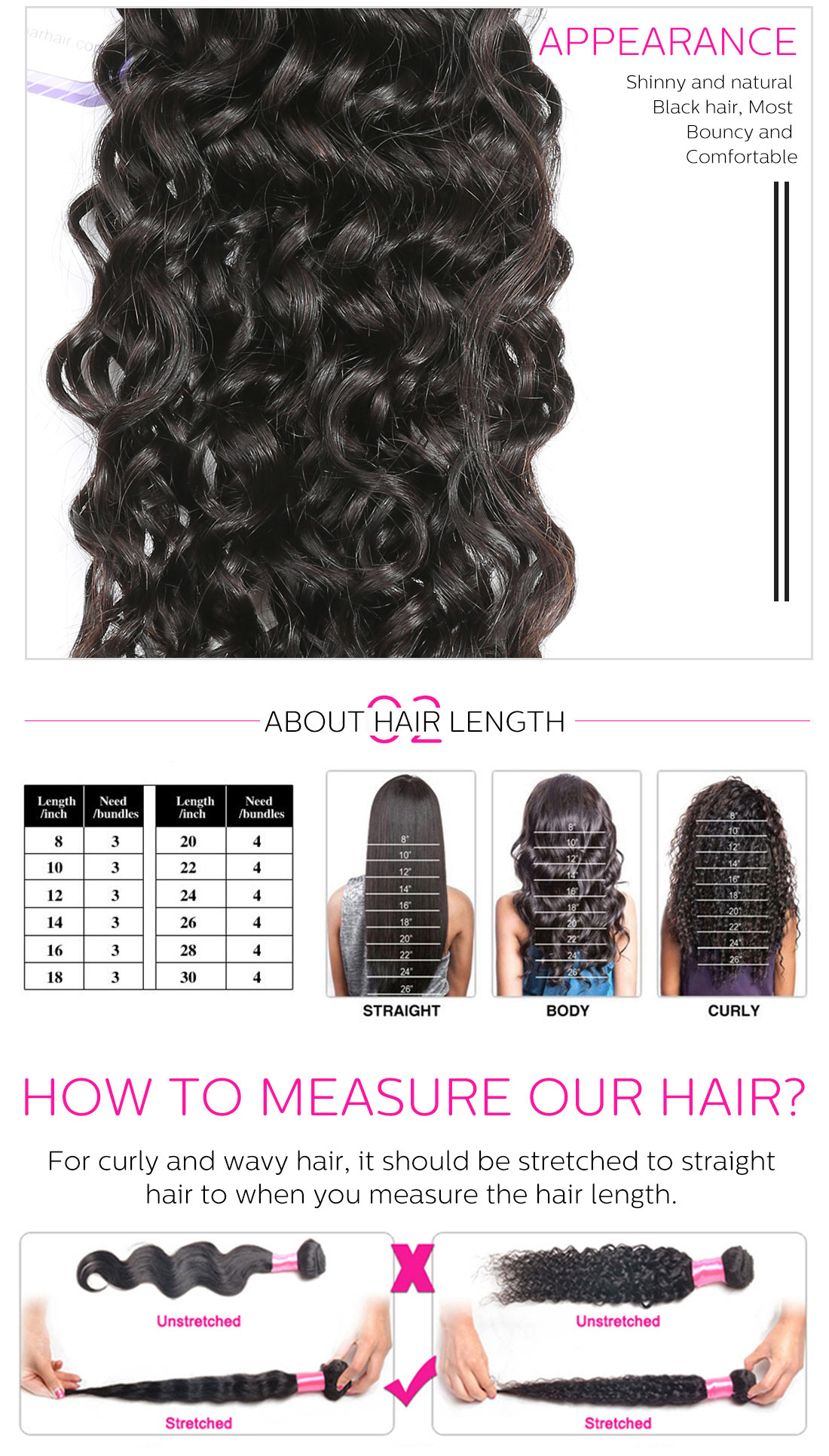remy natural wave 3bundles