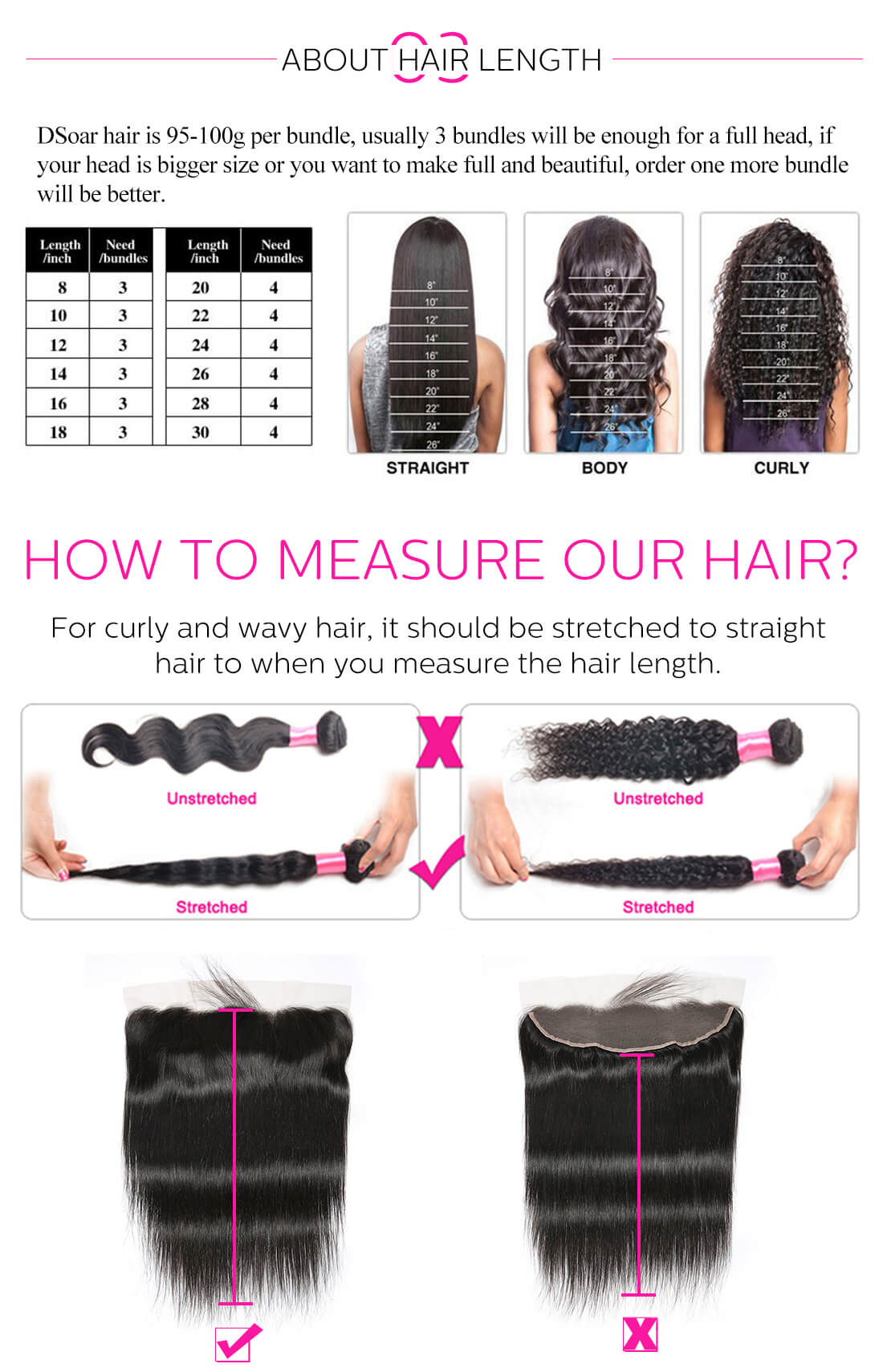 Best selling virgin hair straight 3 bundles