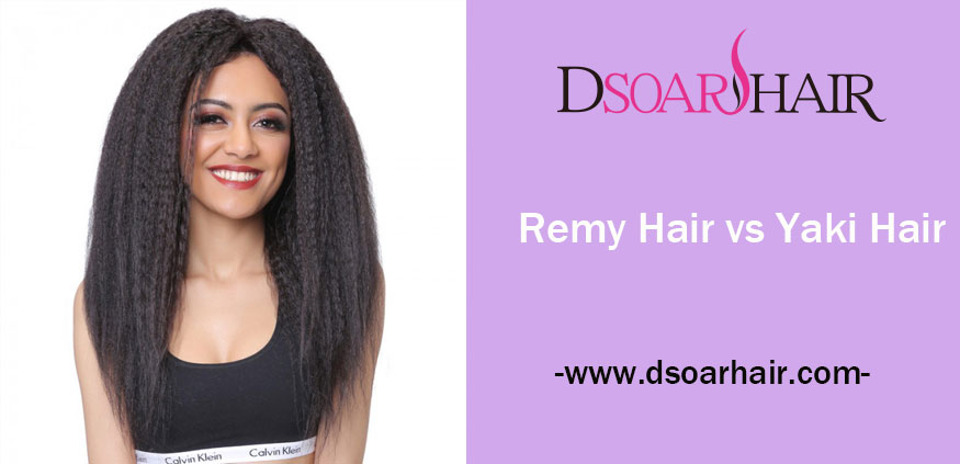 What Is The Difference Between Remy Hair And Yaki Hair?